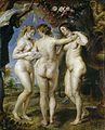 Peter Paul Rubens - De drie Gratiën (Prado, Madrid).jpg