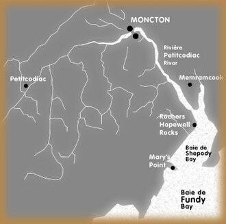 Petitcodiac River Campaign - Petitcodiac River, New Brunswick