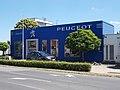 Peugeot Qualité dealership, Verseghy út, 2017 Szolnok.jpg