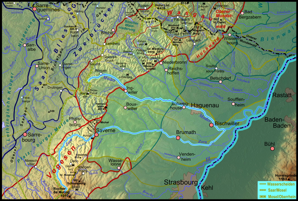 moder river wikipedia