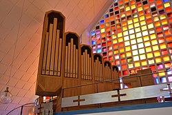 Pfarrkirche hl Johannes der Täufer Bad Tatzmannsdorf Interior 10.jpg