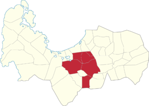Legislative districts of Pangasinan - 3rd District of Pangasinan