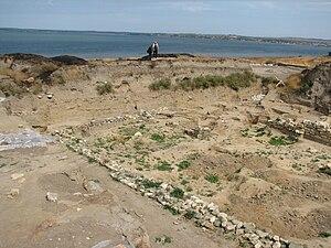 Phanagoria - The remains of Phanagoria