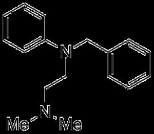 Phenbenzamine - Image: Phenbenzamine