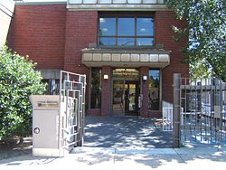 The Joseph E. Coleman Northwest Regional Library in Germantown-Chestnut Hill area