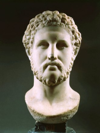 Philip II of Macedon - A bust of Philip II, a 1st-century Roman copy of a Hellenistic Greek original