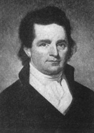 Maryland's 3rd congressional district - Image: Philip Barton Key (1757–1815)