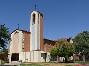 Roman Catholic Diocese of Phoenix - Cathedral of Saints Simon and Jude
