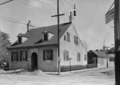 Photograph from 1934 the Side and Front of the Felix Vallee House in Ste Genevieve MO.png