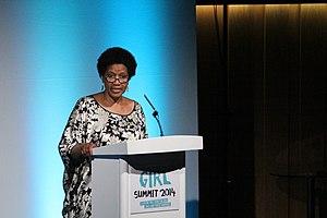 UN Women - Phumzile Mlambo-Ngcuka, Executive Director, UN Women