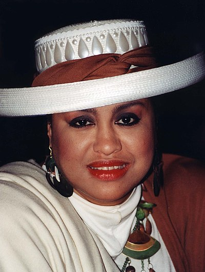 Picture of a band or musician: Phyllis Hyman