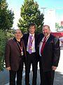 Piero Savazzi, Massimo Rivola, Mark Stephens, Official Agreement Signing.jpg