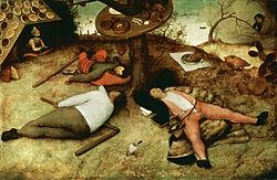 Pieter Brueghel the Elder: The Land of Cockaigne