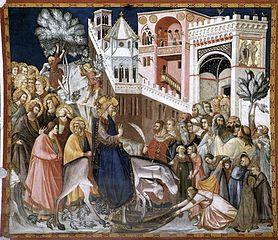 Entry of Christ into Jerusalem