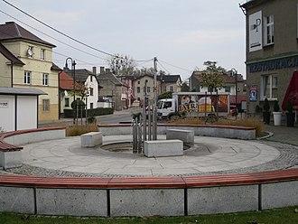 Pietrowice Wielkie - Image: Pietrowice Wielkie, centrum (4)