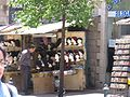 PikiWiki Israel 1883 Jerusalem Israel דוכן לממכר כיסויי ראש.jpg