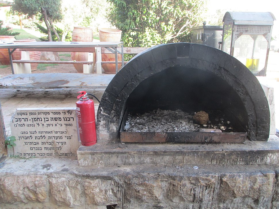 PikiWiki Israel 43166 Grave of Nahmanides in Hebron