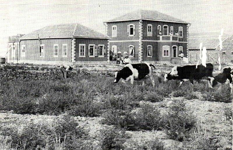 הבית הראשון בדגניה