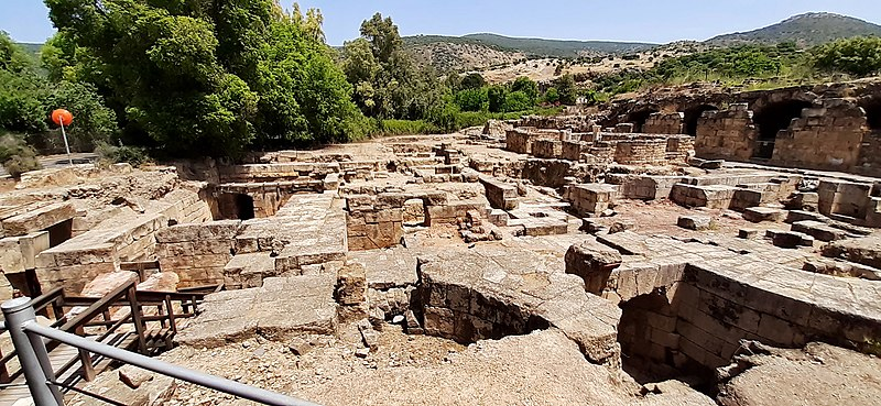ארמון אגריפס השני בשמורת בניאס