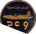 Pilatus Pc9 za obuku pilota Zadar 1209.jpg