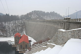 Bóbr - Pilchowice Dam