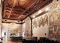 Pinacoteca nazionale di ferrara, salone di palazzo dei diamanti 05.jpg
