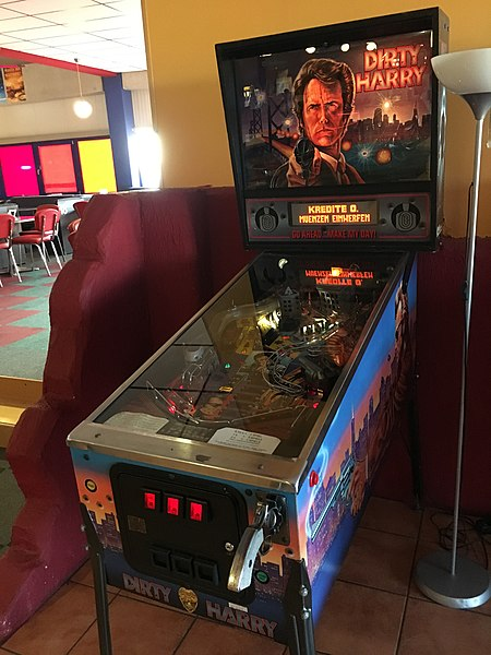 ファイル:Pinball Dirty Harry.jpg