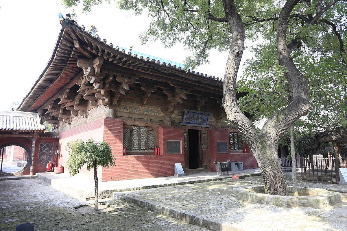 Zhenguo Temple Wikipedia