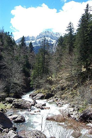 Spanish Maquis - One of the valleys used as an entry into Spain during Operation: Reconquest of Spain.