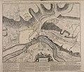 Plan de la ville chateau et forte de Huy assiegez par... - CBT 5869457.jpg