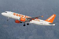 G-EZWF - A320 - EasyJet