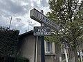 Plaque Place Souvenir Français - Noisy-le-Sec (FR93) - 2021-04-16 - 2.jpg