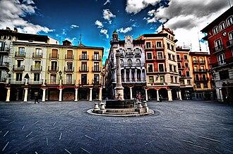 Teruel - Plaza del Torico