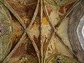 Plouha (22) Chapelle de Kermaria-an-Isquit Porche sud Fresques 08.JPG