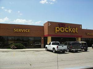 Pocket Communications - Image: Pocket Laredo