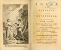 Poems on subjects chiefly devotional (vol. 2, 1780).png