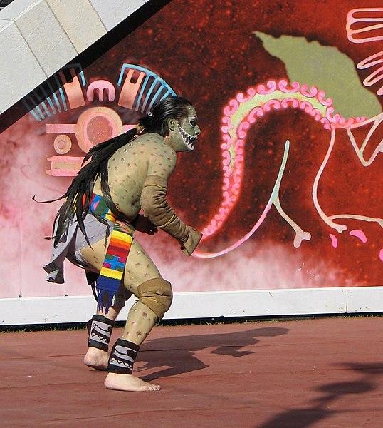File:Pok ta pok ballgame maya indians mexico 1.jpg