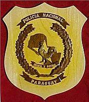 Policía Nacional del Paraguay - Wikipedia 464c5679edbee
