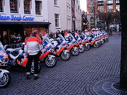 politie uitvoerende macht