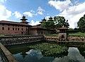 Pond at Taleju Bhawani in Patan.jpg