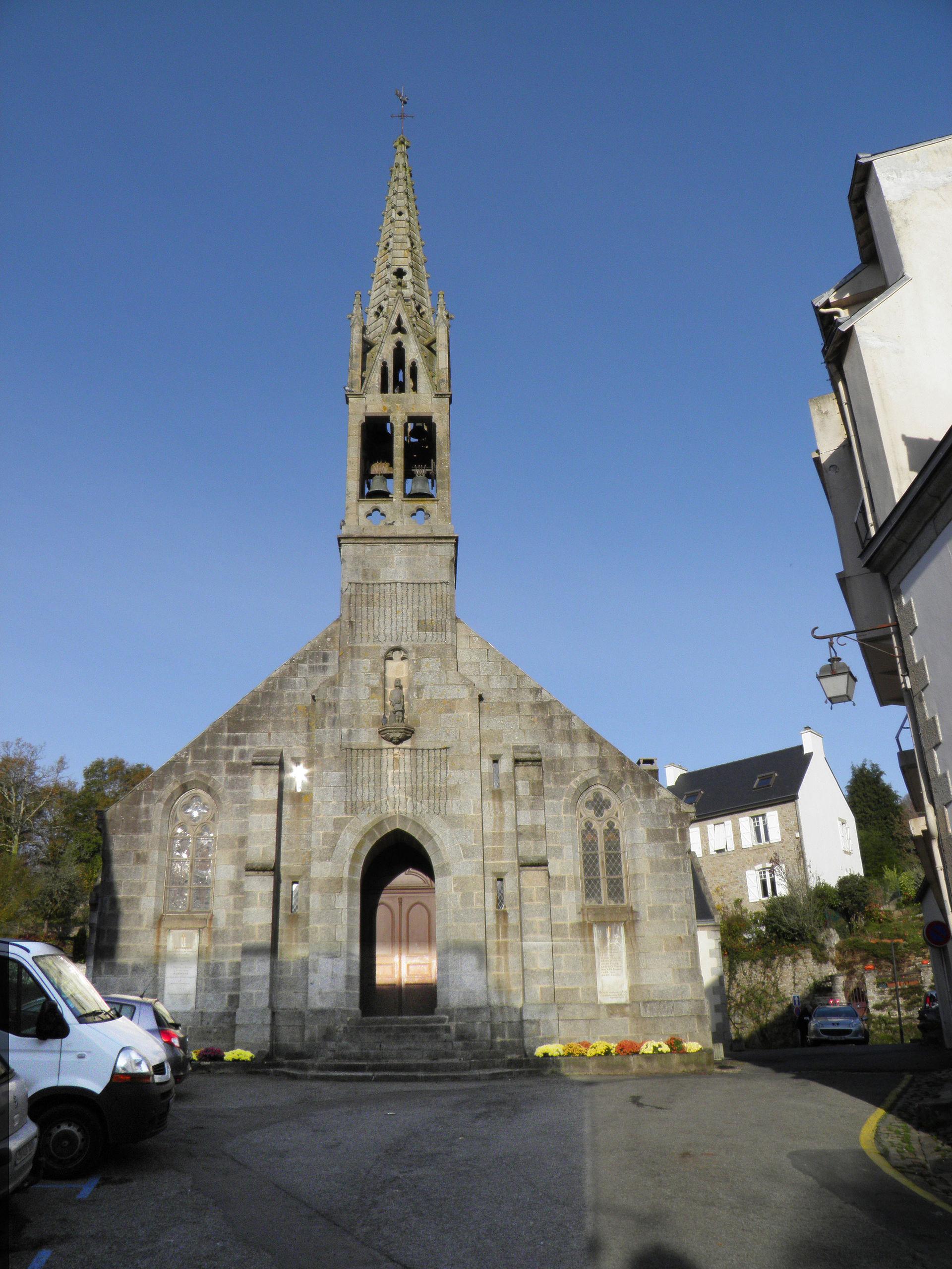 St Joseph S Church Of Pont Aven Wikipedia