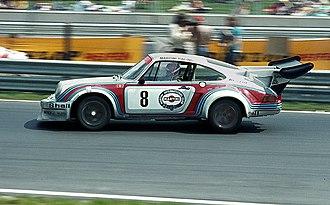 Porsche 911 (classic) - Porsche RSR with Gijs van Lennep at the Nürburgring 1974