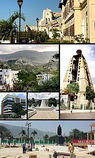Port-au-Prince Capital of Haiti