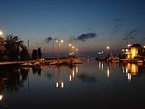 Port we Fromborku.JPG