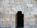 Porta sur igrexa de San Paio de Albán, Coles.jpg