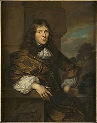 Portrait of Pieter Rendorp (1648-99), brewer of Amsterdam and owner of merchant ships trading with Norway and the Baltic Sea