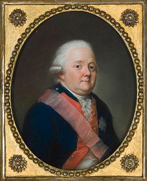 Friedrich Adolf Riedesel - Friedrich Adolf Riedesel, ca 1795