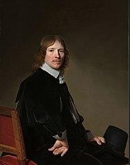 Portrait of Eduard Wallis