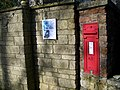 Postbox, Clanville - geograph.org.uk - 1701029.jpg