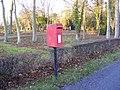 Postbox near Red Barn Farm - geograph.org.uk - 1072350.jpg